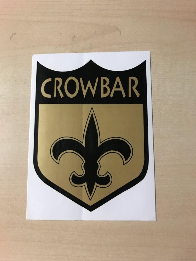 Image of CROWBAR DECAL