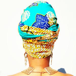 Image of MAABENA Headwrap