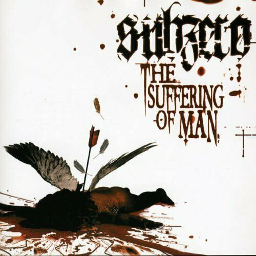"Image of SUBZERO ""THE SUFFERING OF MAN"" CD"