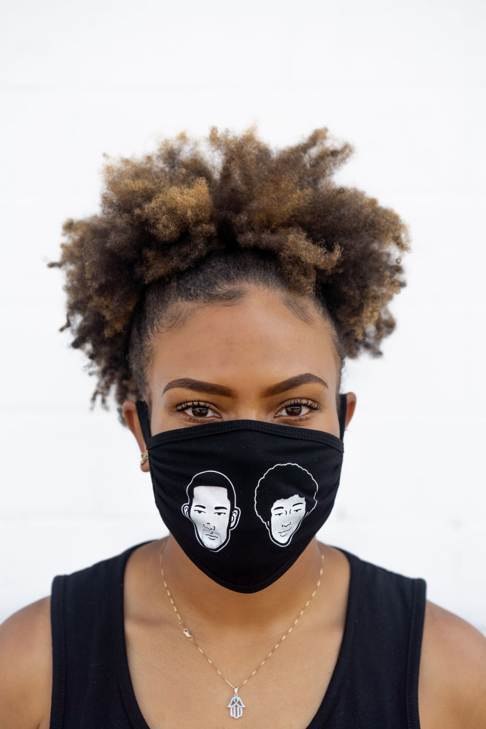 Image of The Read Face Mask