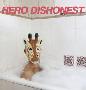 Image of  Hero Dishonest - Dangerous LP+CD