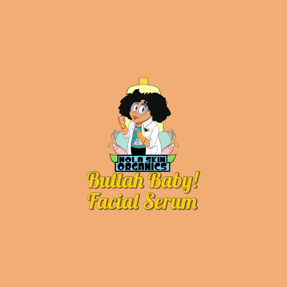 Image of Buttah Baby! Facial Serum