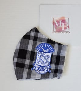 Image of Plaid Sigma Swag Mask
