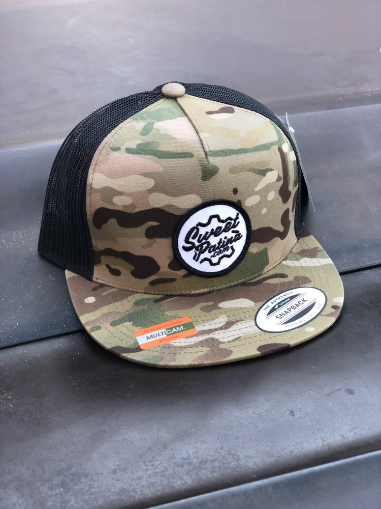 Image of MULTICAM  Gear Patch Hat