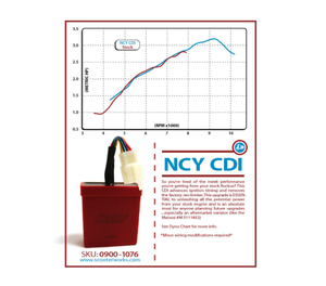 Image of NCY CDI for the Honda Ruckus [GET]