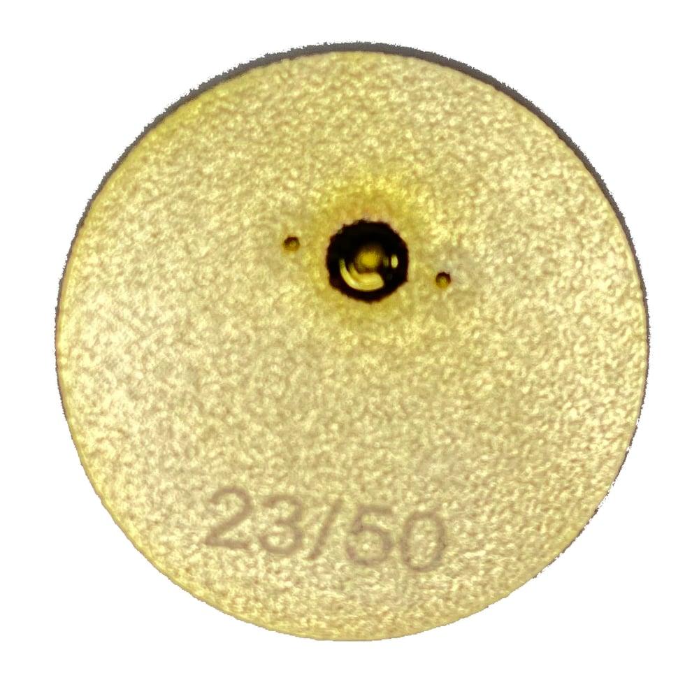 LA 2020 ASG Pin - Gold