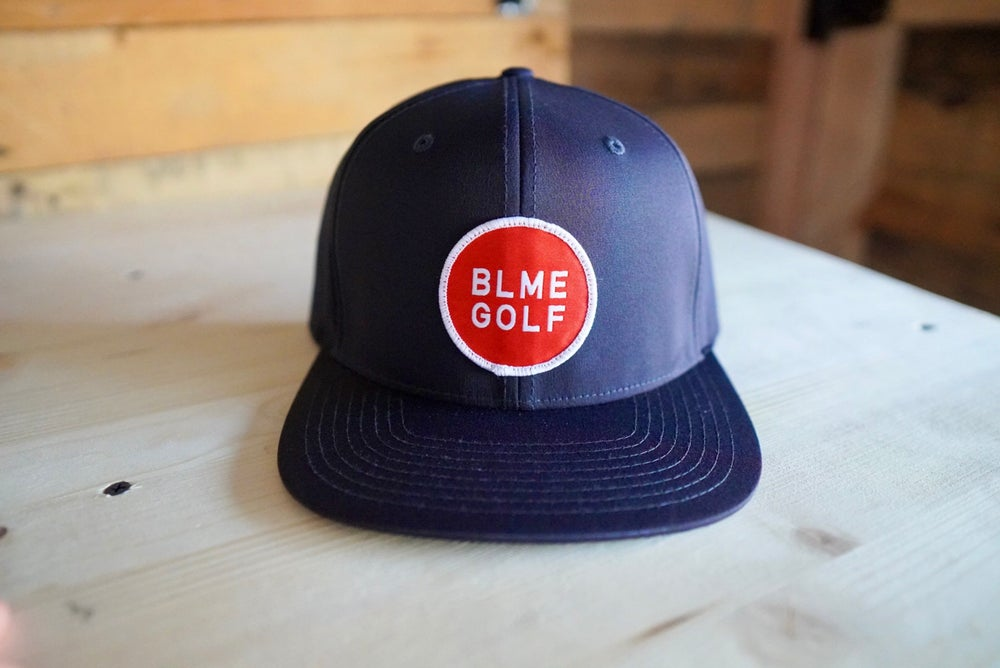 BLME GOLF Performance Tech Snapback