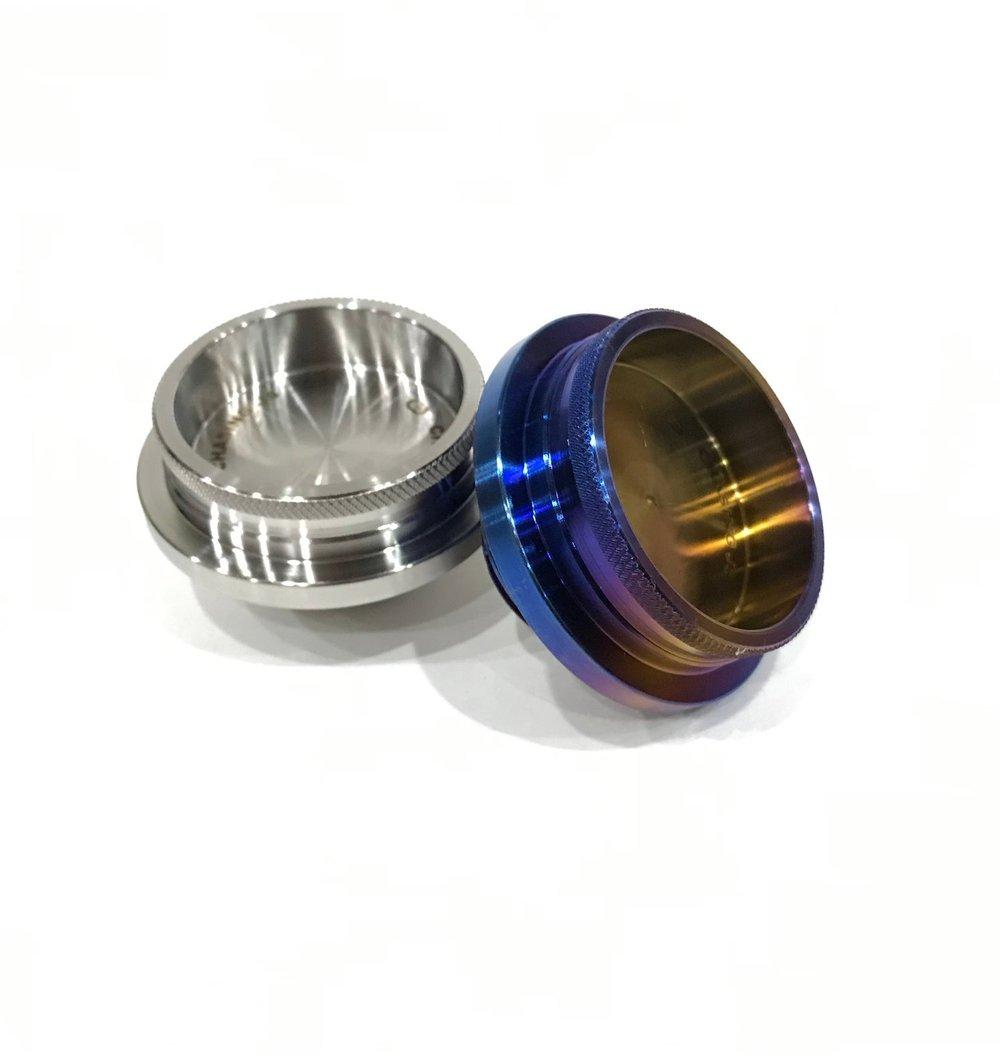 FK8 Civic Type R  and Civic 10th gen SI Titanium oil cap