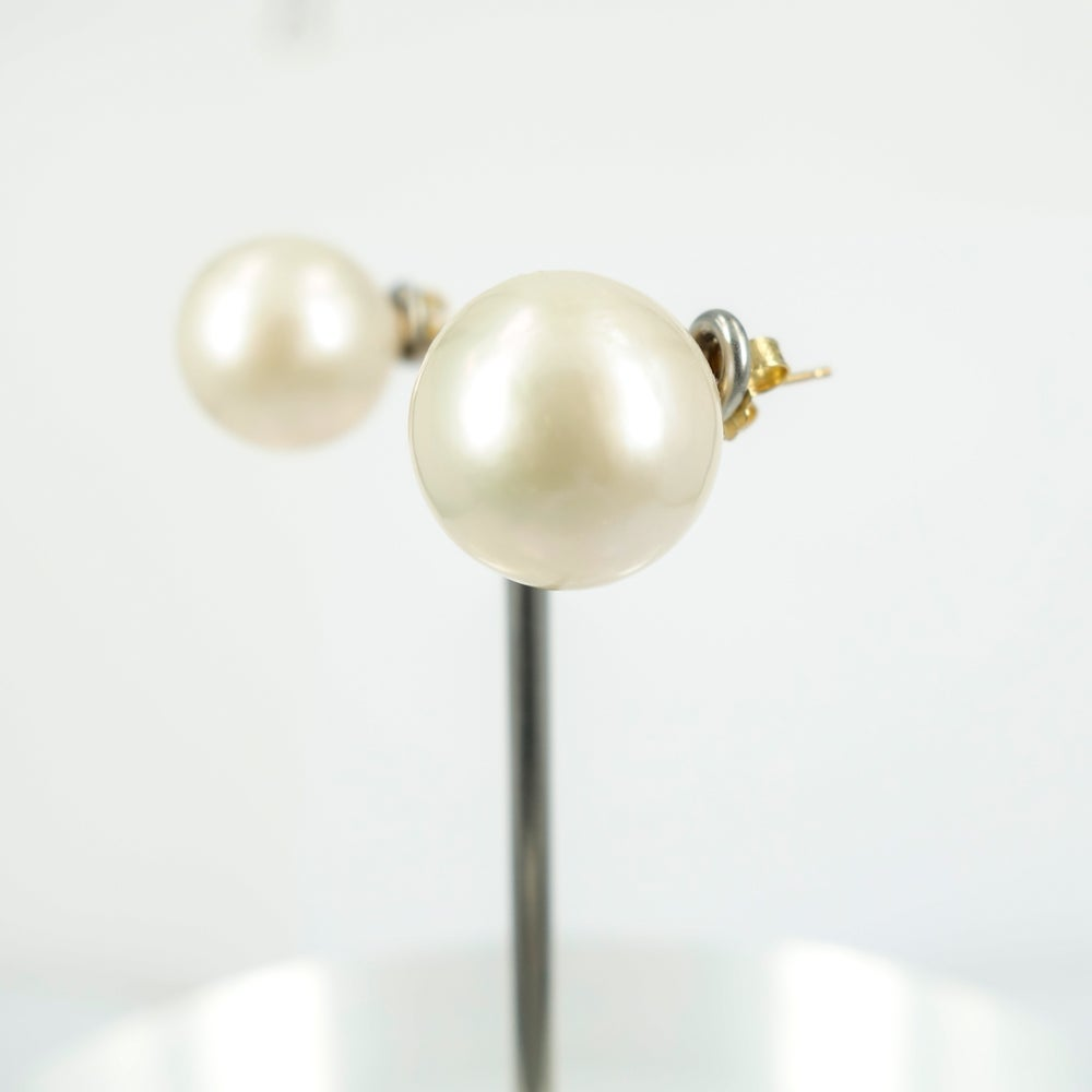 Image of CP1126 - Freshwater Pearl Stud earrings