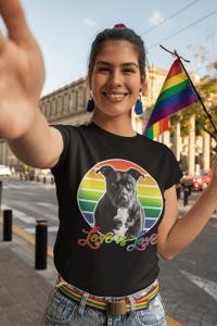 Image of Love is Love Pride Shirt