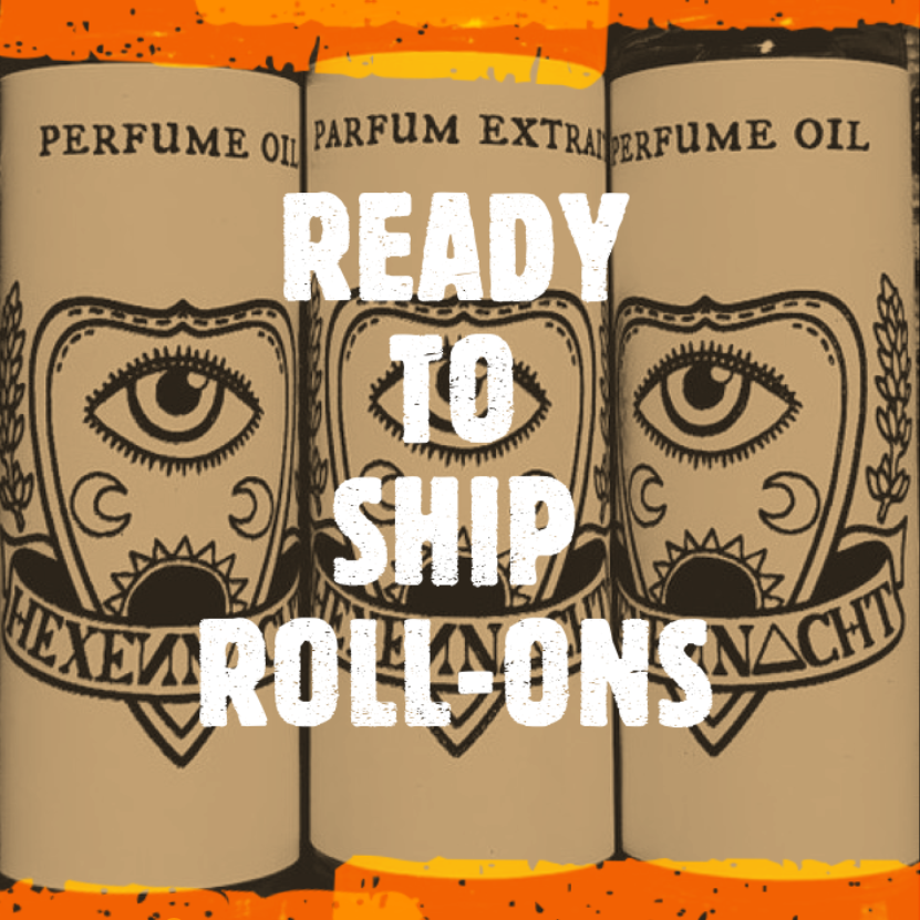 Image of Ready-to-Ship - SALE Perfume Roll-Ons