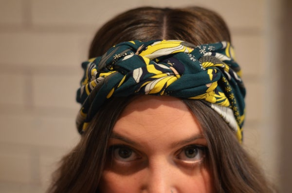 Image of Sunflower Headwrap
