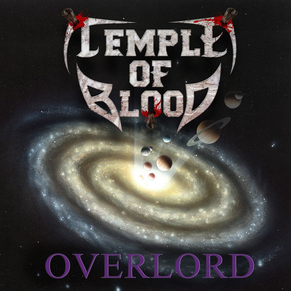TEMPLE OF BLOOD - Overlord CD