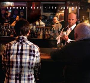 Image of 'The Optimist' - Full Length CD