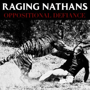 Image of Raging Nathans - Oppositional Defiance LP (colour vinyl)