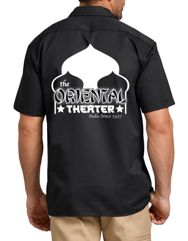 Image of Oriental Theater Work Shirt