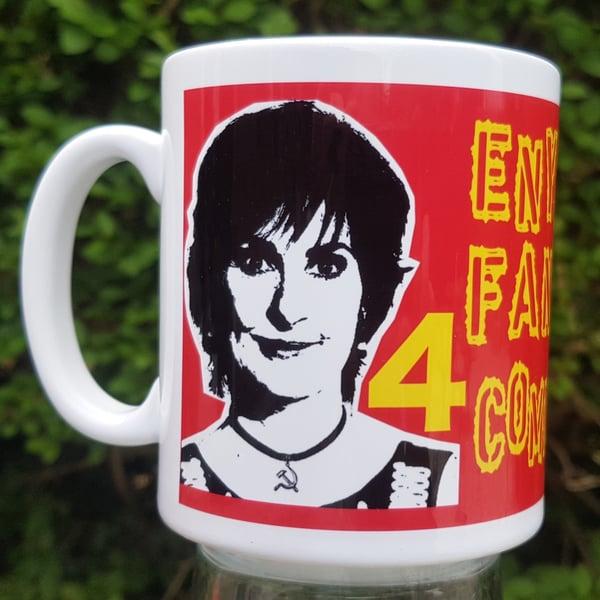 Image of Enya Fans 4 Communism mug