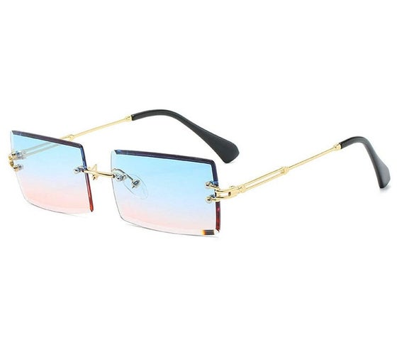 Image of Candy colored sunglasses