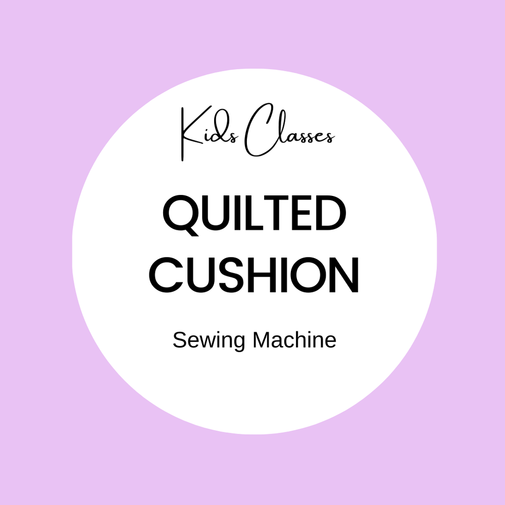 Image of Quilted Cushion