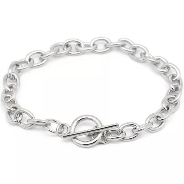Image of T-bar bracelet