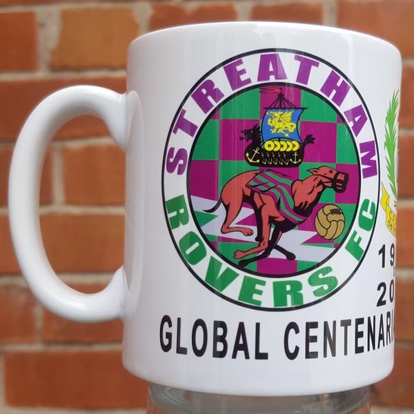 Image of Streatham Rovers FC 2017 Centenary Mug