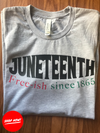 Juneteenth Free-ish Youth Tee