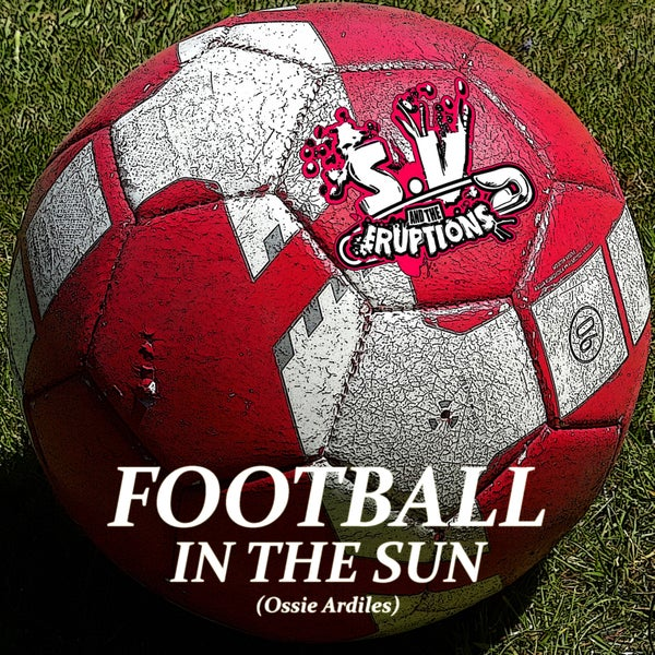 Image of Football in the Sun (Ossie Ardiles) - CD single
