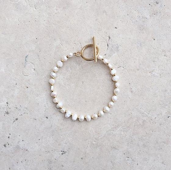 Image of Bracelet ILIS // Doré