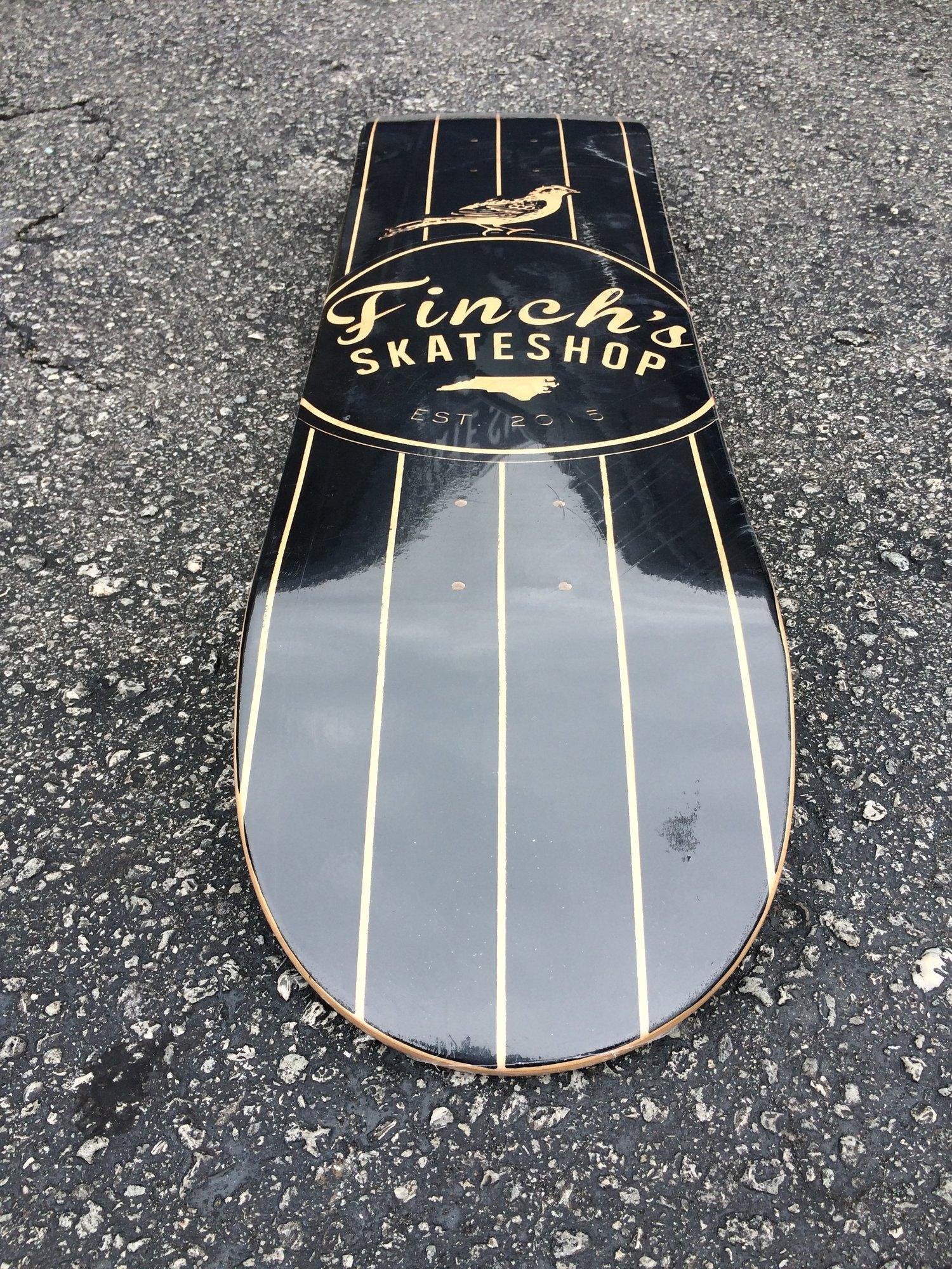 Image of Finch's Skate Shop Deck