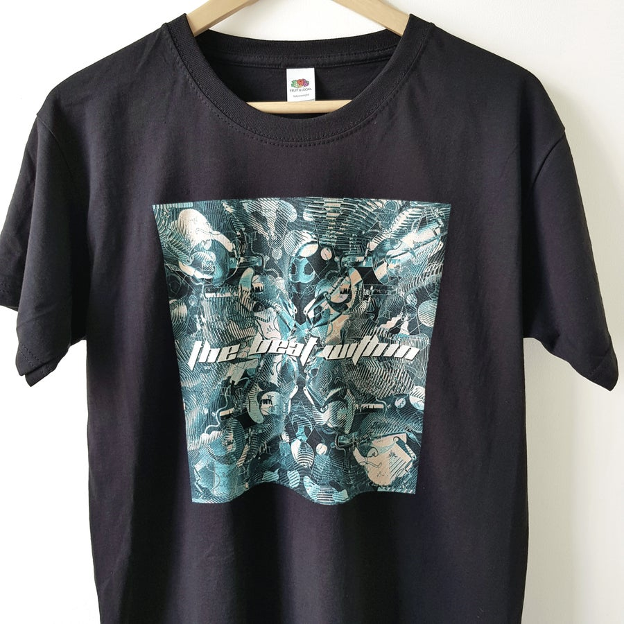 Image of The Beat Within Tee (Green)