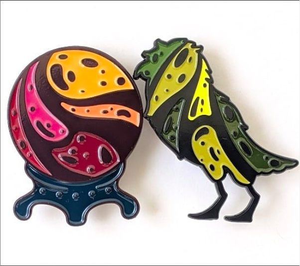 Image of Enamel Pin 2-Pack