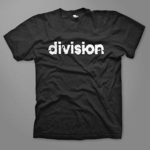 "Image of Division ""Logo"" T-Shirt"
