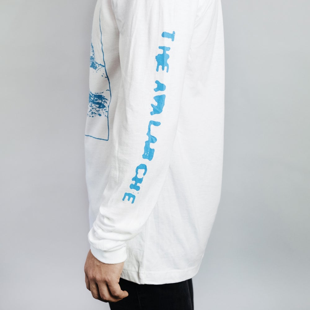 The Avalanche Long Sleeve Shirt (White)