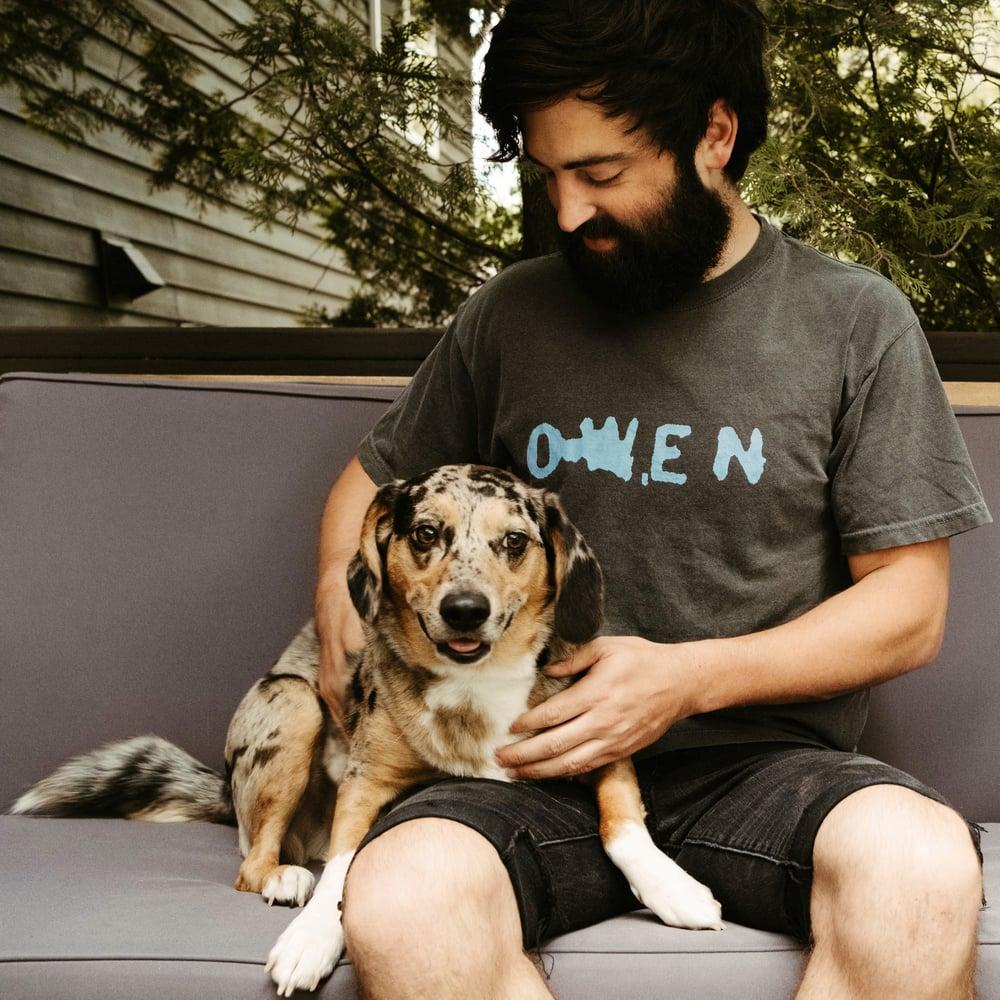 Owen Logo T-Shirt (Pepper)