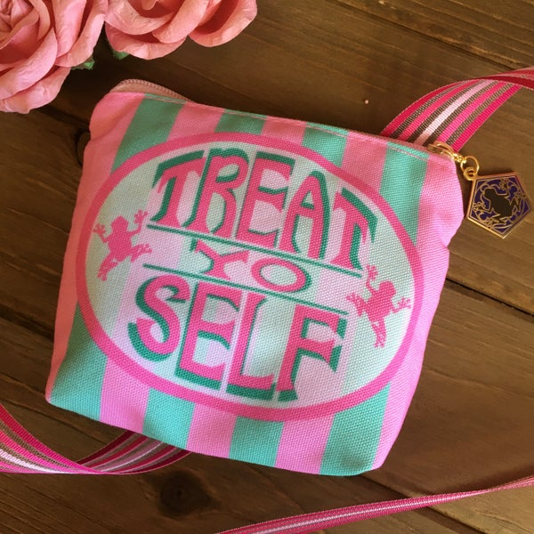 Image of Treat Yo Self Coin Bag
