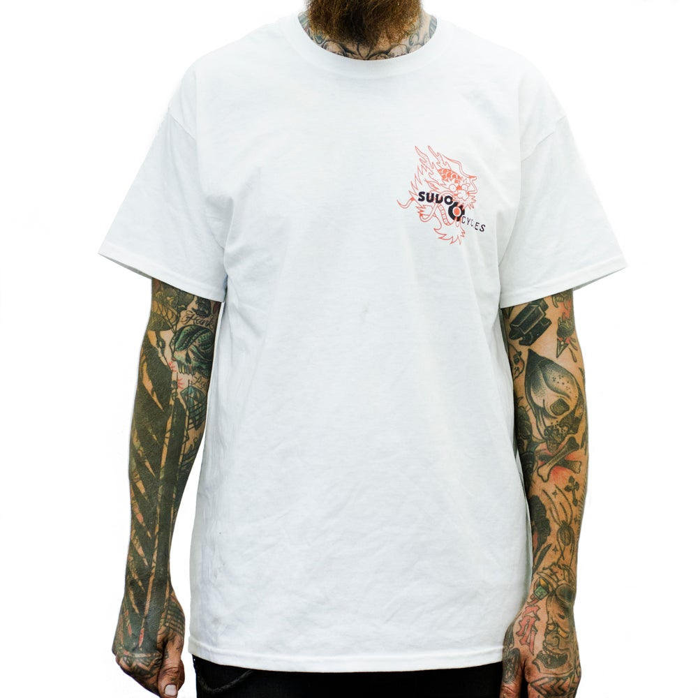 sudo dragon t-shirt