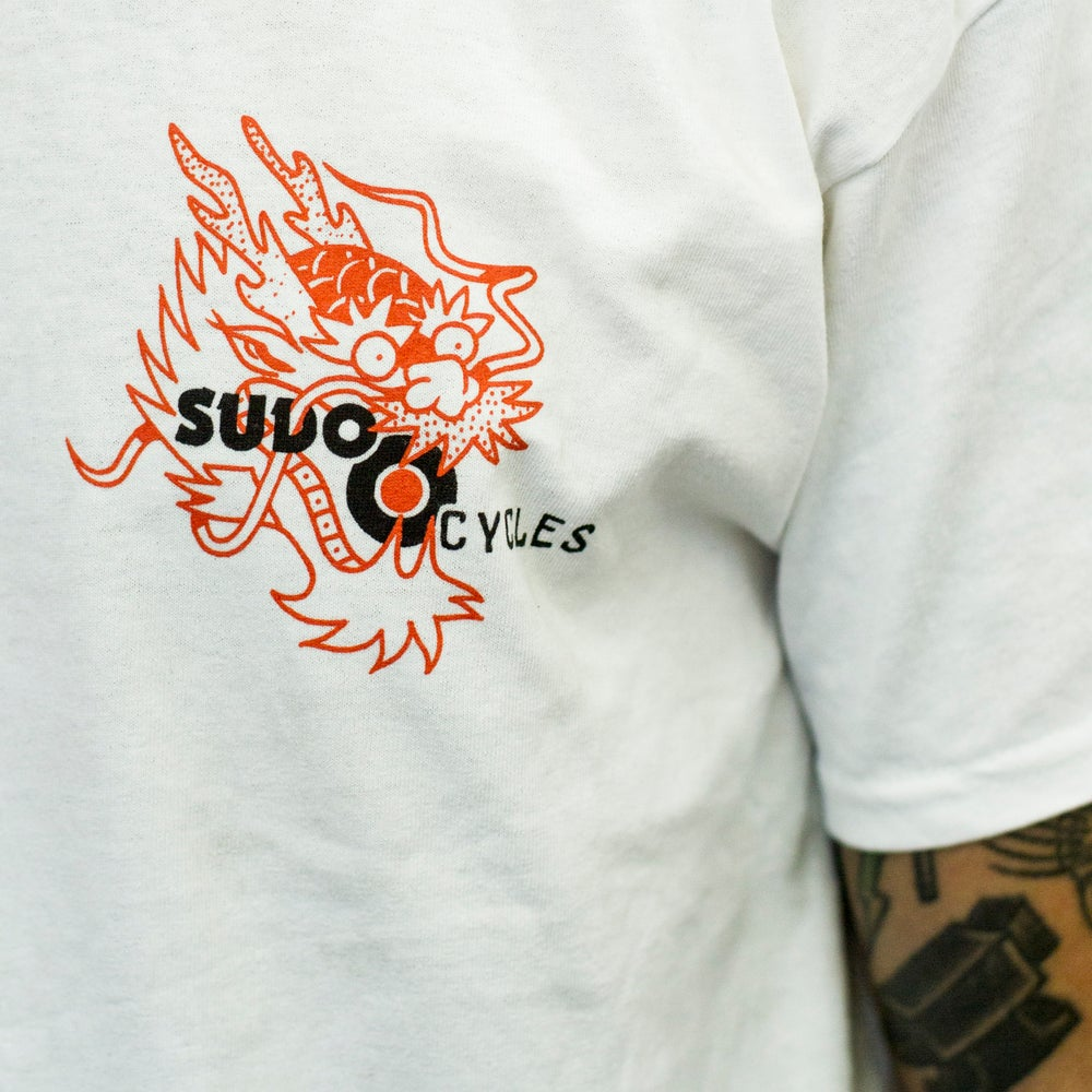 sudo dragon t-shirt
