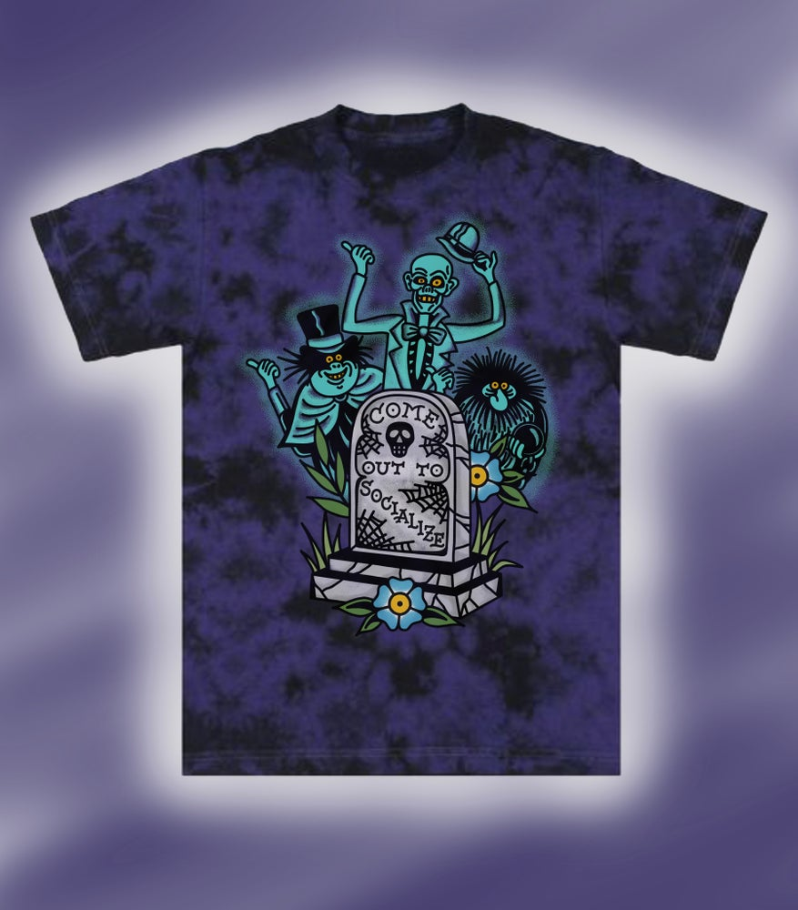 Image of Come Out To Socialize Shirt