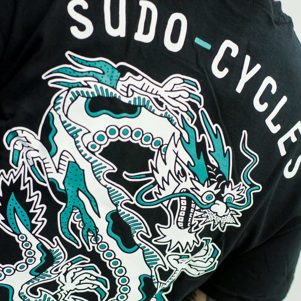 Sudo Dragon T-shirt V2