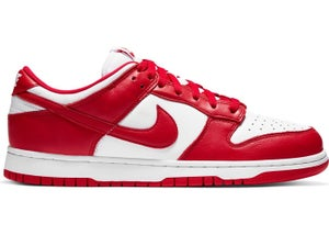 "Image of Nike Dunk Low ""University Red"""
