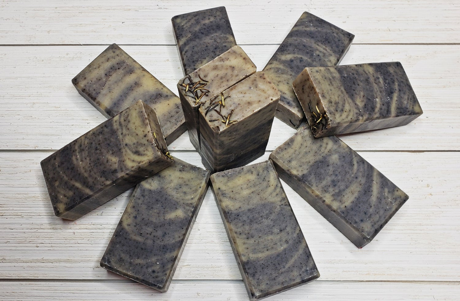 Image of SPEARMINT EUCALYPTUS ESSENTIAL OIL SOAP