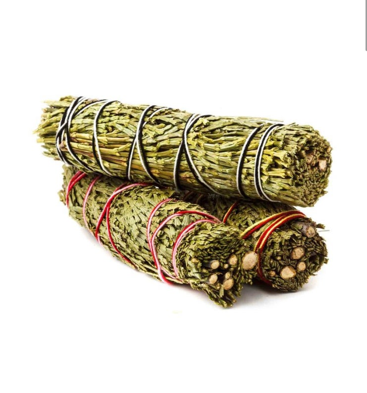 Image of Cedar 4inch Stick | Smudging | cleansing | Healing Tools | Ritual Cleansing