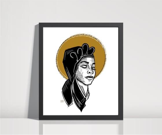 Image of Saint Josephine Bakhita