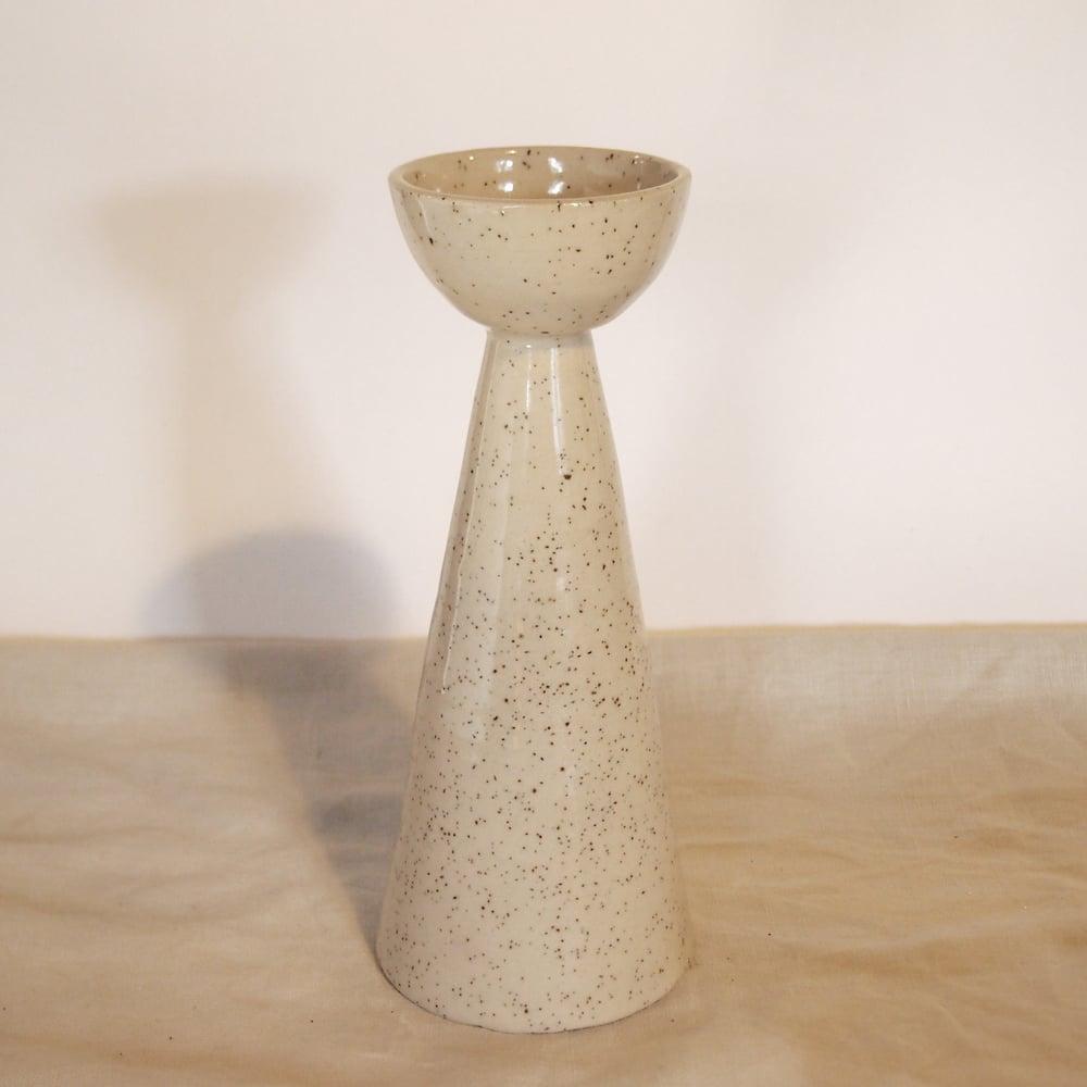 Image of Pedestal Vase