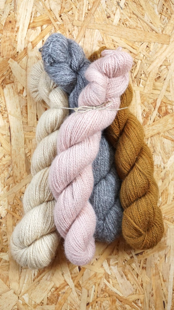 Image of Dutch Alpaca set