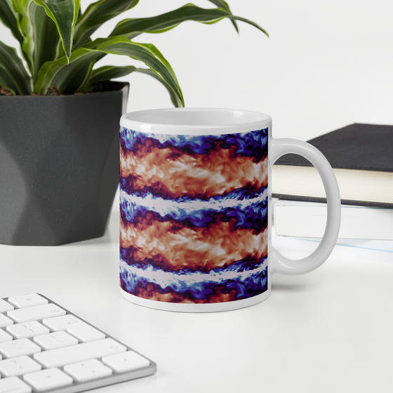 Image of Turbulence in a cup