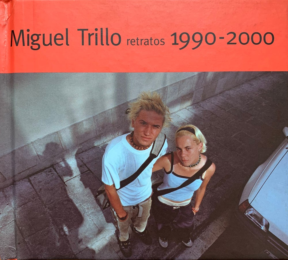 Image of (Miguel Trillo)(ミゲル•トリロ)(retratos 1990-2000)
