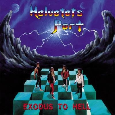 HELVETETS PORT - Exodus to Hell CD