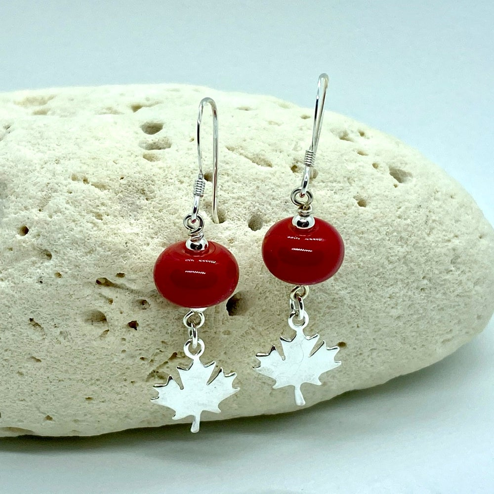Image of True North Dangle Earrings (3 colours)