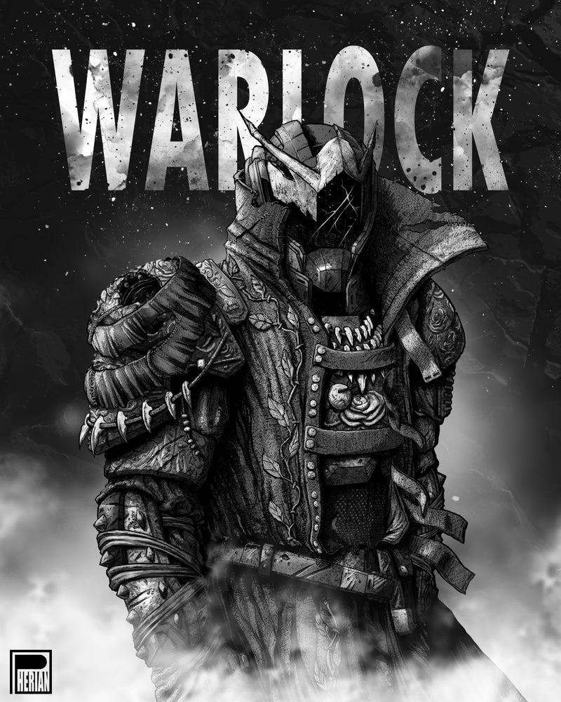 Image of The Warlock